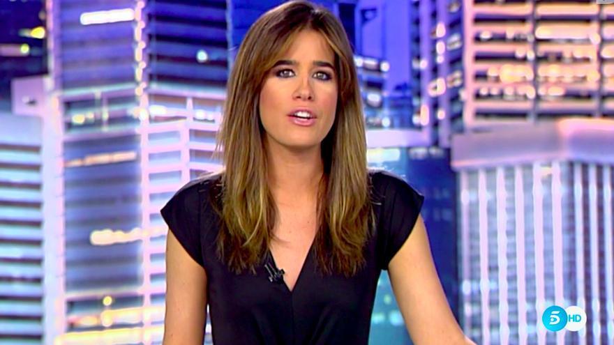 Informativos Telecinco recomienda ¿pincharse bótox? como consejo saludable tras las navidades
