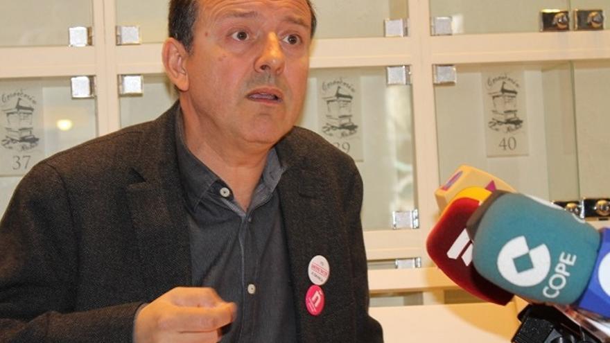 Juan Manuel Cabrera, candidato de UPyD a la Alcaldía de Lorca