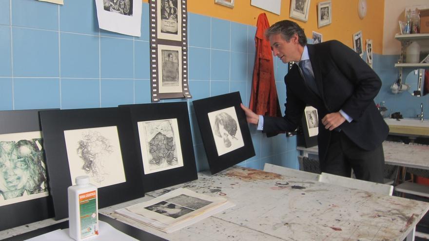De la Serna (PP) propone crear un Centro Integral de Iniciativas Artísticas en Santander