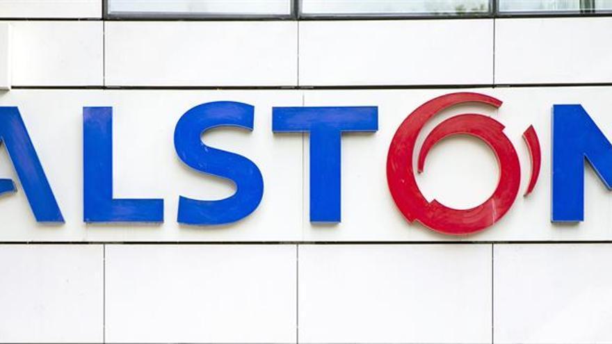 El beneficio semestral de Alstom aumentó un 66 % a 213 millones de euros