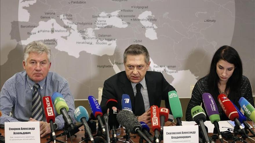 La aerolínea rusa siniestrada en Egipto debía dos meses de salario a sus empleados