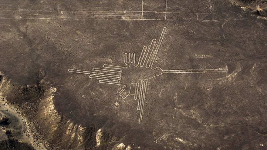 Geoglifo de El Colibrí.