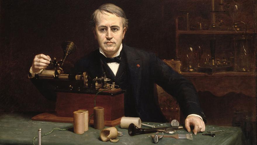Thomas Alva Edison, uno de los más prolíficos inventores de la historia (Foto: Wikipedia.org)