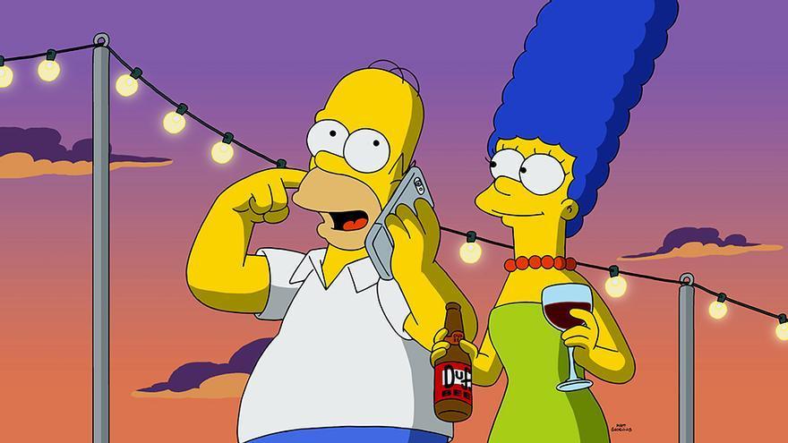 Fotograma de la temporada 31 de 'Los Simpson'