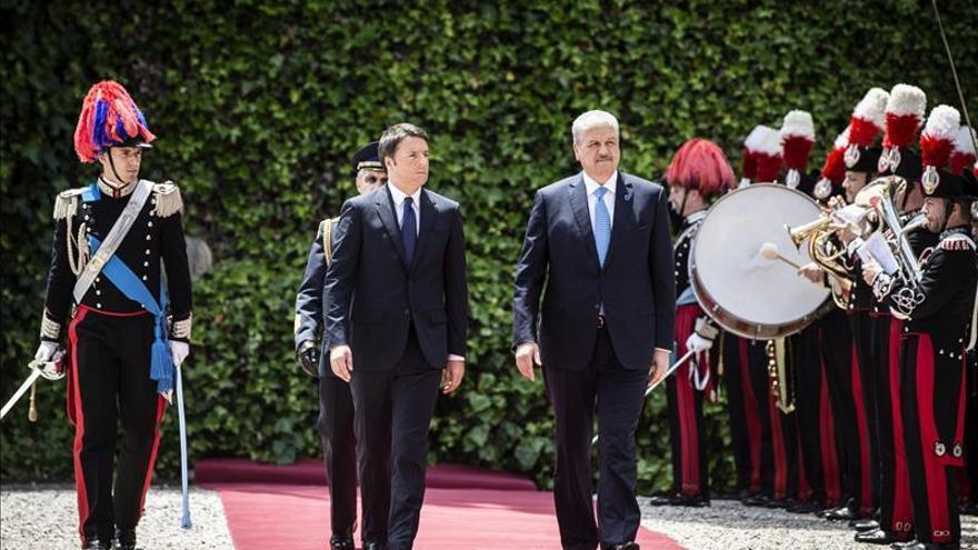 Argelia propone a Italia una alianza para proteger el suministro energético europeo