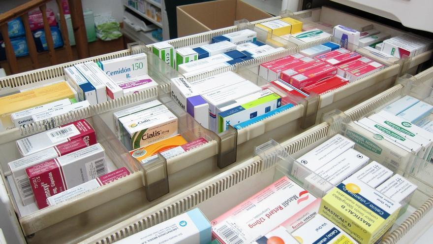 El gasto farmacéutico superó los 10,8 millones de euros en enero en Cantabria, un 3,2% más que el año pasado