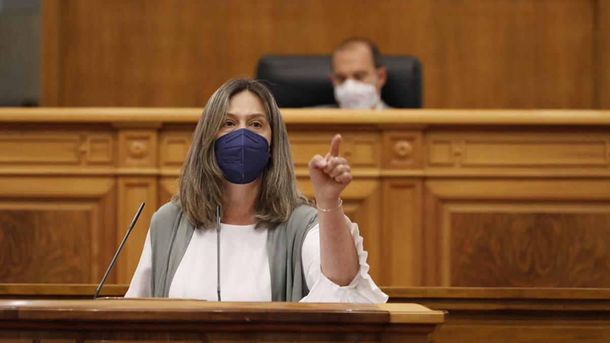 La diputada del PP Ana Guarinos