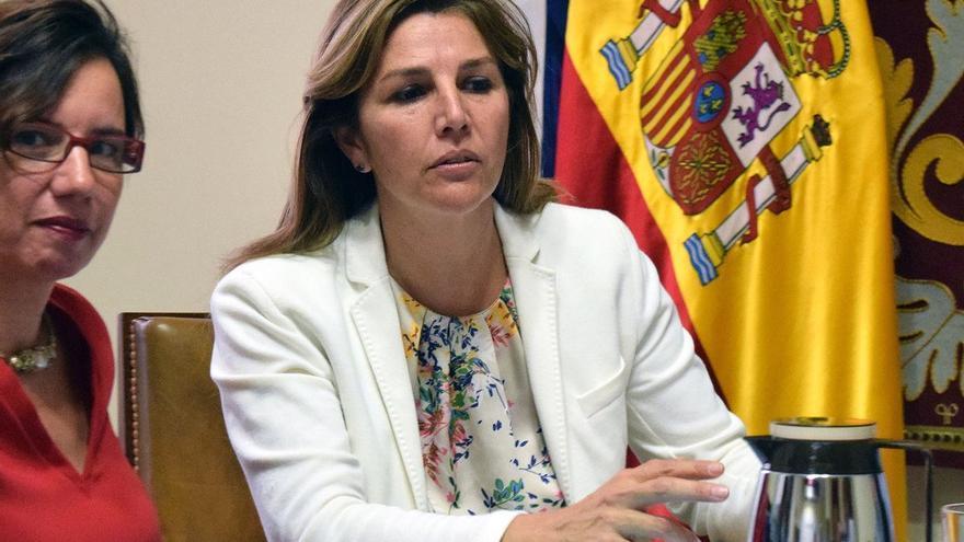 Yolanda Moliné, concejala de Patrimonio Histórico en Santa Cruz