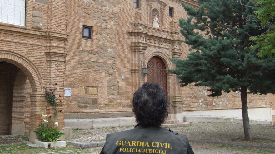 La Guardia Civil detiene a tres personas por varios robos en Cascante