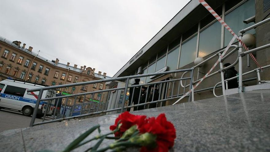 Un ciudadano de Kirguistán podría ser el autor del atentado en el metro