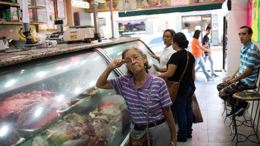 La inflación venezolana se ubica en mayo en 31,3 %, aún bajo la sombra de la hiperinflación