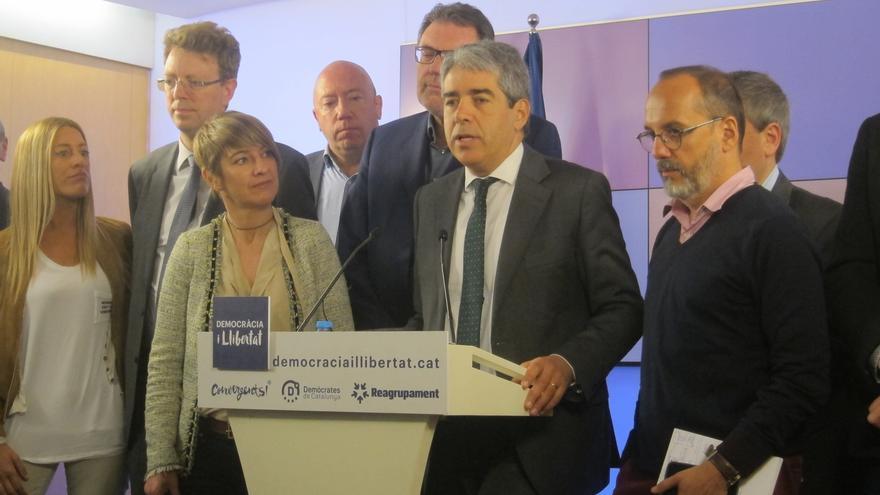 """Homs (DL) cree que las elecciones son un """"fracaso estrepitoso"""" de la política española"""