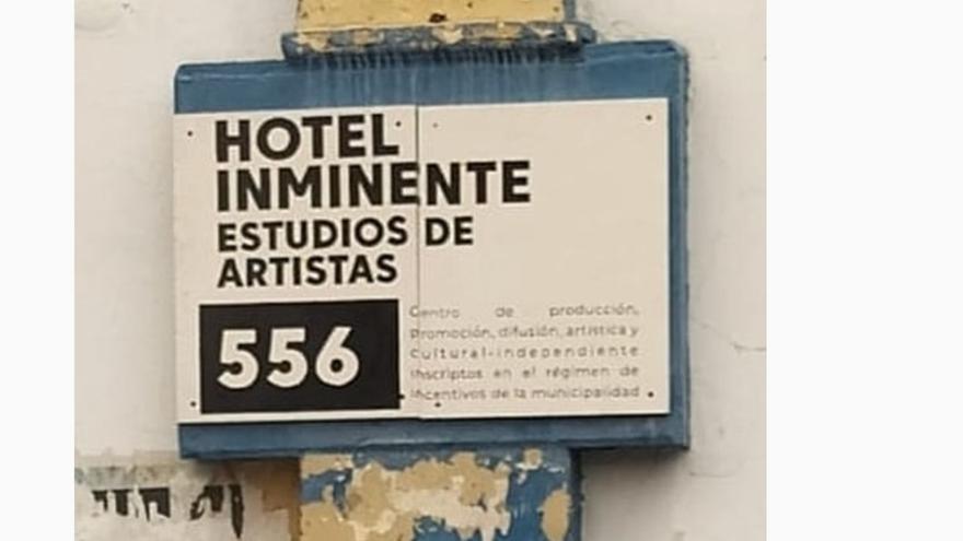Hotel Inminente, estudios de artistas de Córdoba, su tienda es @boutiqueflotante