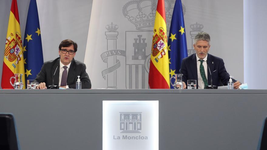 El Gobierno decreta oficialmente el estado de alarma en Madrid