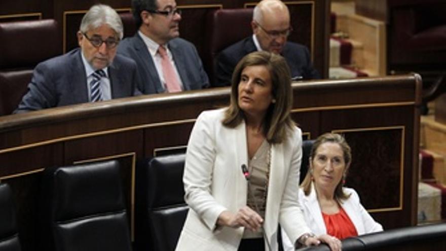 Bañez, En La Sesión De Control Al Gobierno En El Congreso