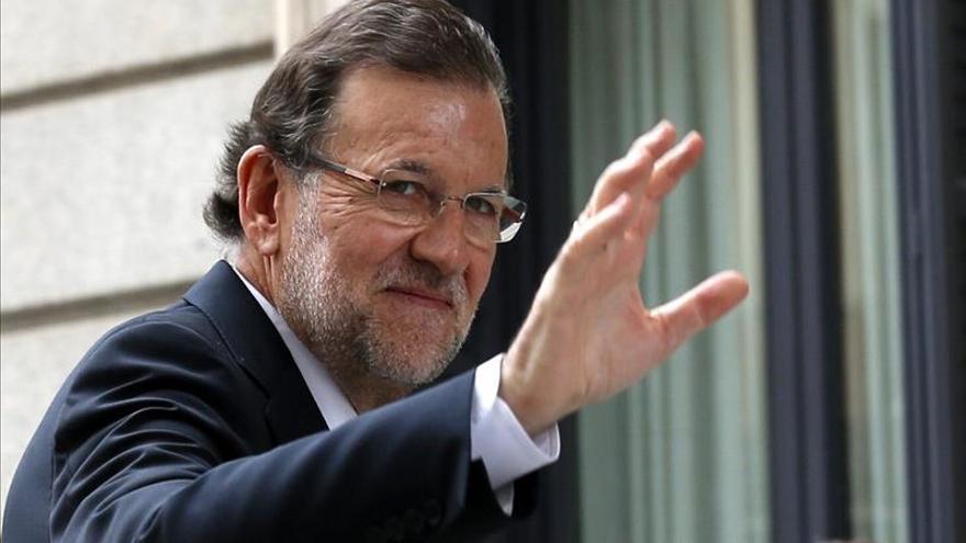 Rajoy: la nueva Ley de Seguridad nos equipara a los países más avanzados
