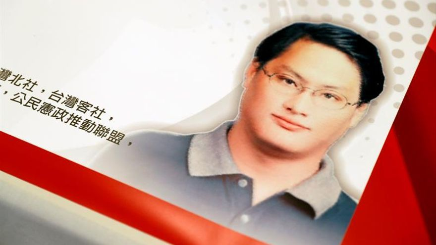 Más de 20 ONG se plantan contra China tras la detención de activista taiwanés