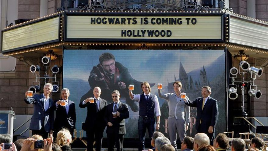 Harry Potter llegará al parque Universal Studios Hollywood en abril