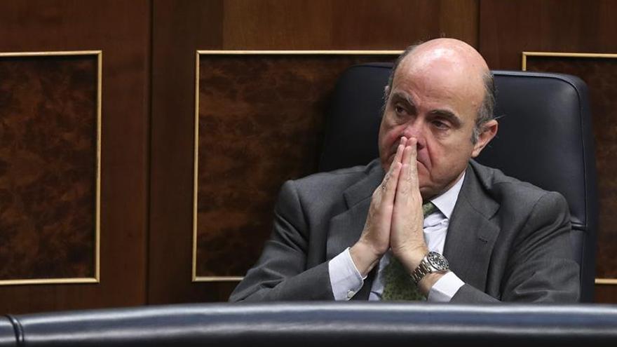 Cs pide la comparecencia urgente de De Guindos sobre la fusión Bankia-BMN