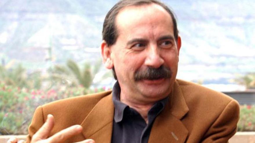 Julio Bonis, que fuera consejero de Sanidad y diputado en Canarias, en una imagen de archivo