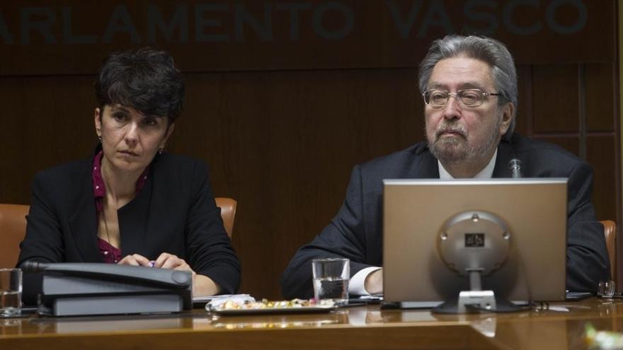 El Parlamento vasco nombra Ararteko al jurista bilbaíno Manu Lezertua