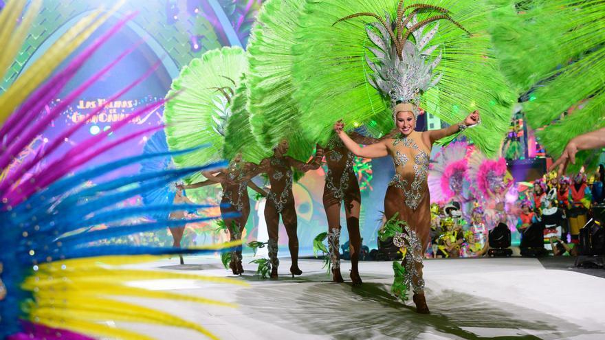 El Carnaval de Las Palmas convoca el diseño artístico del escenario