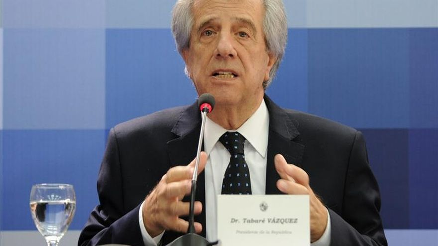 Vázquez se reunirá en mayo con Rousseff en un viaje oficial a Brasil