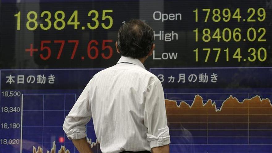El Nikkei sube un 0,40 por ciento en la apertura