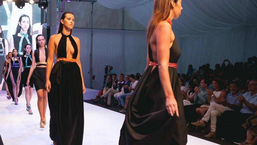 Imagen facilitada por el Certamen de Promesas de la Moda del Isla Bonita Love Festival.