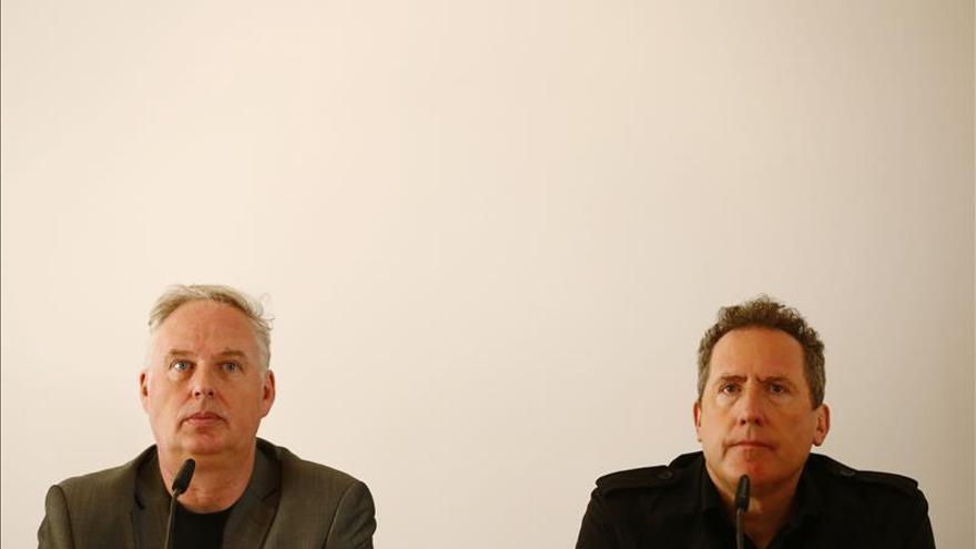 """Los integrantes de OMD: """"No hay nada realmente nuevo en la música de hoy día, todo está hecho"""""""
