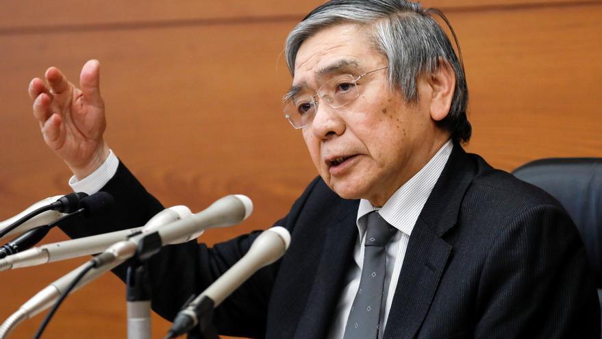 El Banco de Japón prevé una caída del 4,7 % del PIB en 2020 por la pandemia