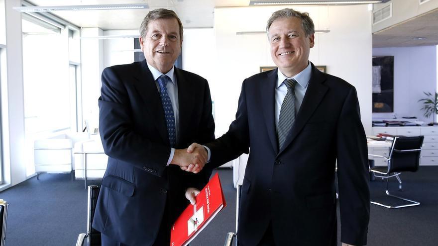 Sodercan destina 300.000 euros en microcréditos para el programa Emprecan