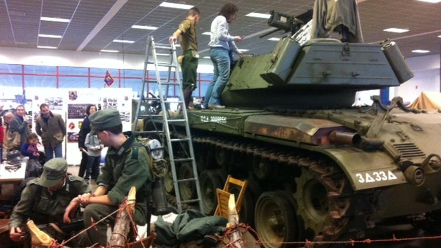 Tanques en Militaria
