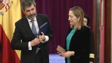 Ana Pastor decidirá si convoca a la Mesa del Congreso en función de la comunicación sobre Homs que remita el Supremo