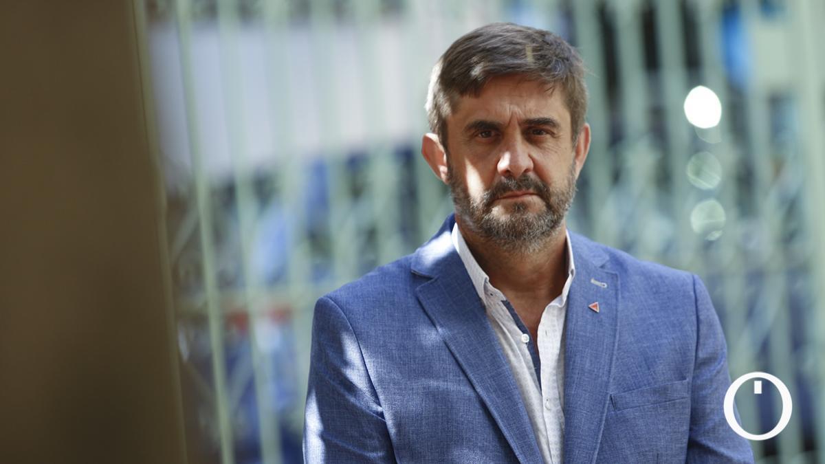 Ramón Hernández, delegado de Memoria Democrática