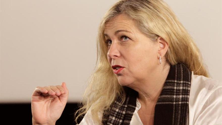 """La directora Lone Scherfig declara su amor al cine en """"Su mejor historia"""""""