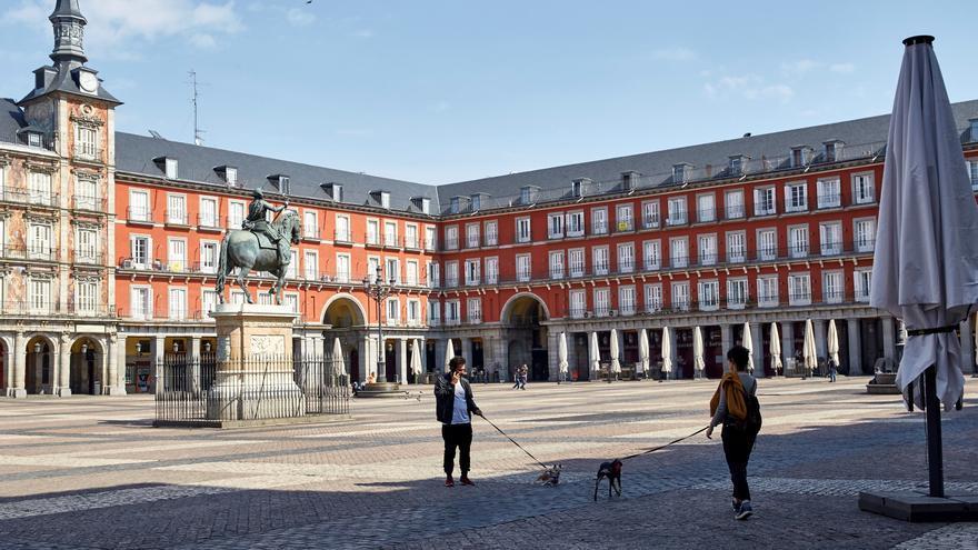 Madrid es la comunidad con menor presencia de la variante británica