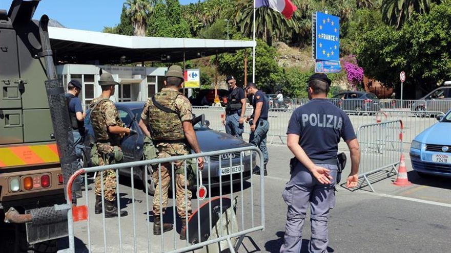 Los países pueden recurrir a controles fronterizos en casos como los atentados