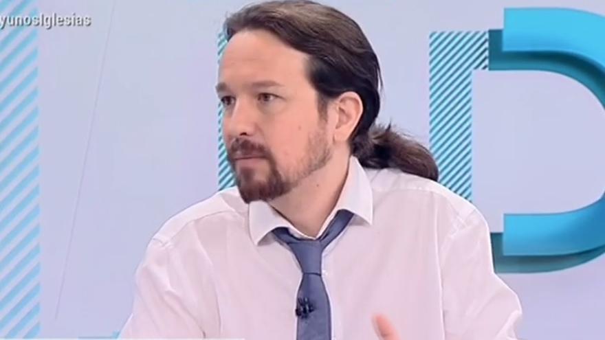 Pablo Iglesias comunica a Sánchez que está dispuesto a no estar en el Gobierno de coalición si no hay más vetos