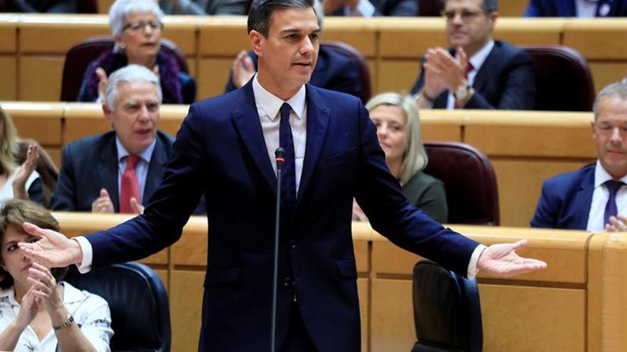 Sánchez acusa a Cosidó de dañar el crédito del CGPJ y le pide que dimita