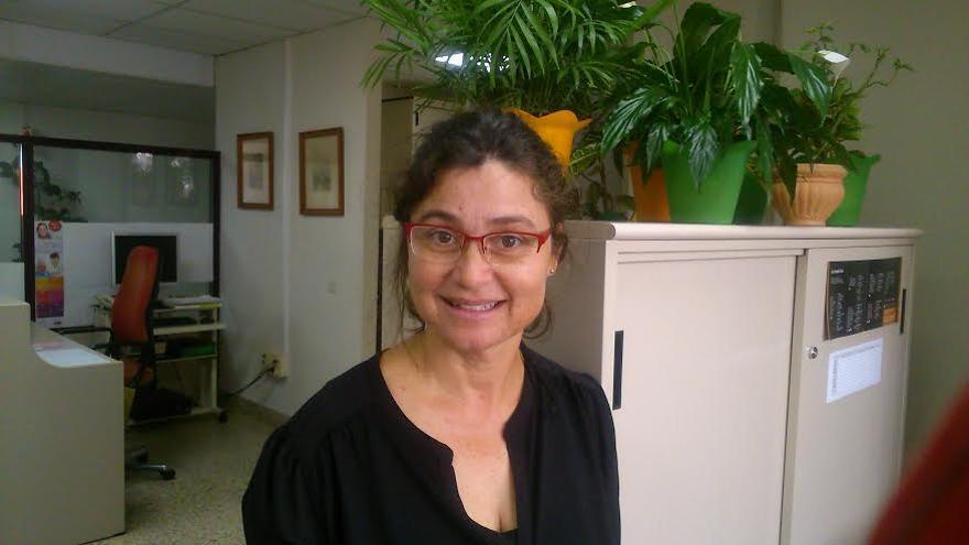 Dolores Hernández, candidata al Congreso de los Diputados en Las Palmas por el SAIn