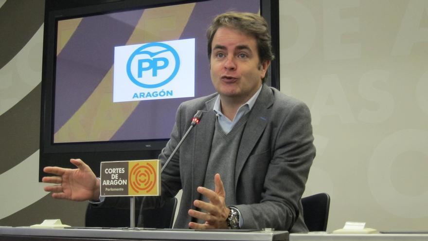 PP pide que Lambán plantee una queja porque la web de la Generalitat incluye el Aragón oriental como provincia catalana