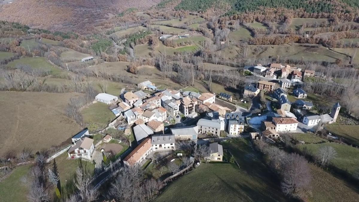 Bisaurri, de 171 habitantes censados, se encuentra en el extremo nooriental de la provincia de Huesca.