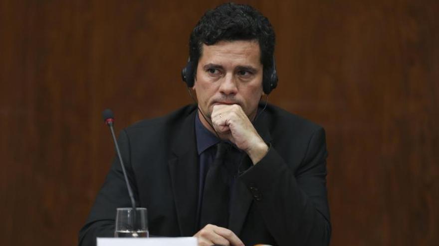Moro se opuso a investigar al expresidente de Brasil Cardoso por la Lava Jato