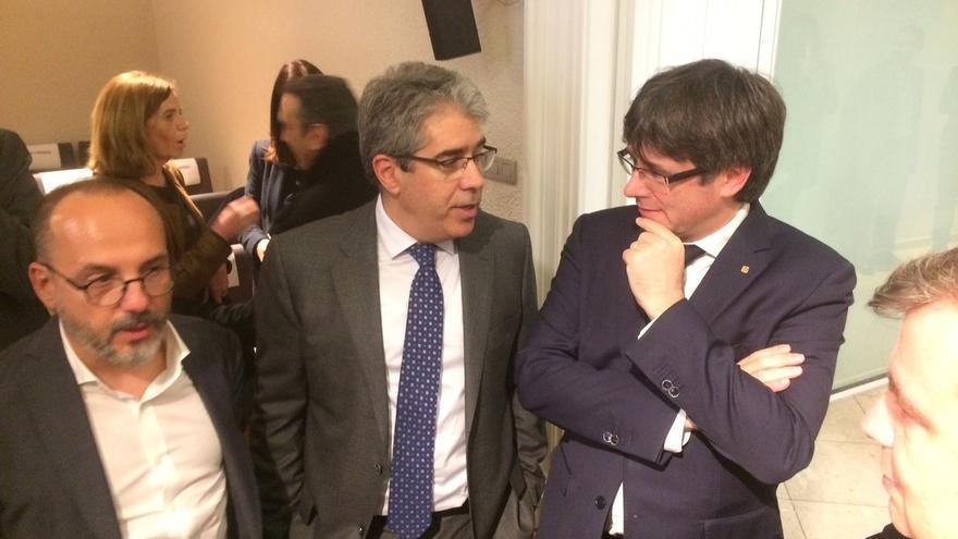 """Homs cree que el referéndum debe hacerse ahora que la política española está """"débil"""""""
