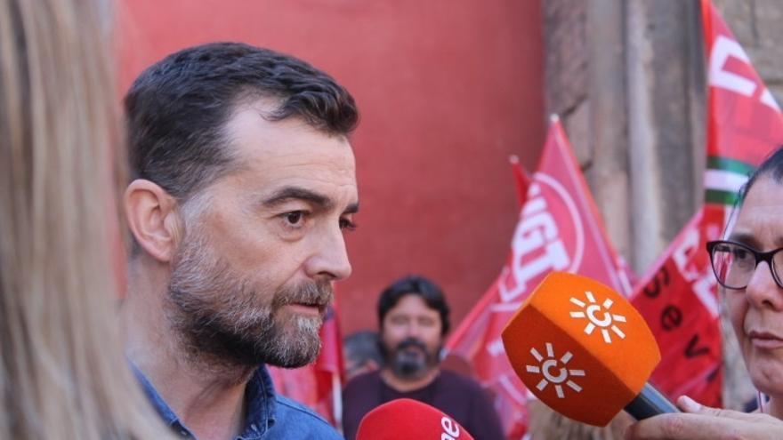 """Maíllo avisa de que """"una absolución judicial no absuelve en política"""" tras la petición de Fiscalía sobre los cursos"""