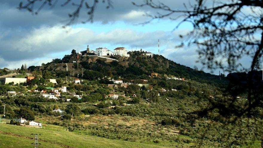 Santuario de la Virgen de la Montaña / www.ayto-caceres.es