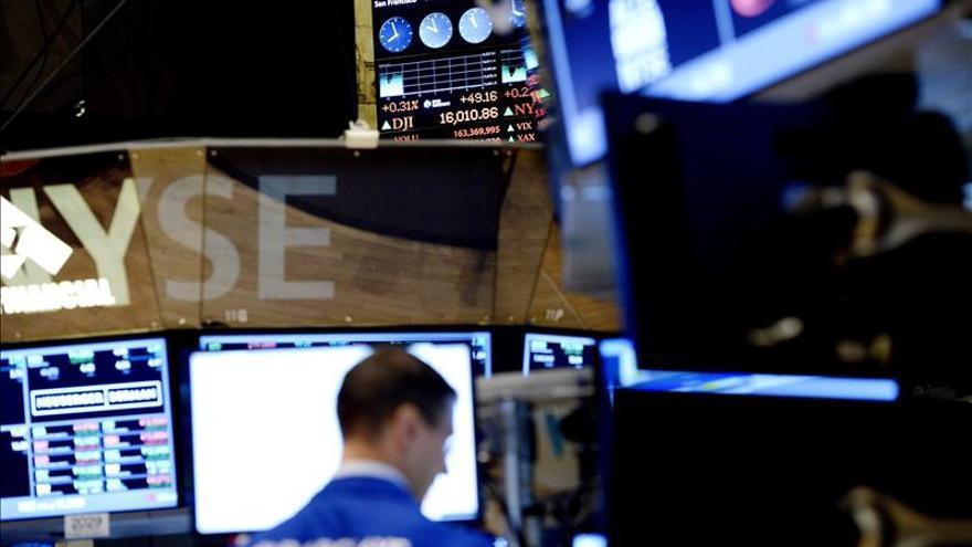Wall Street abre con subidas y el Dow Jones avanza un 0,31 por ciento