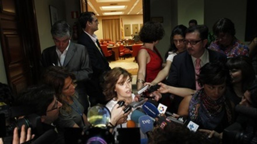 Canutazo A Soraya Saénz De Santamaría