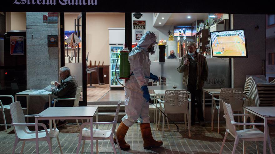 Ourense registra en un día 239 nuevos contagios pese al cierre perimetral